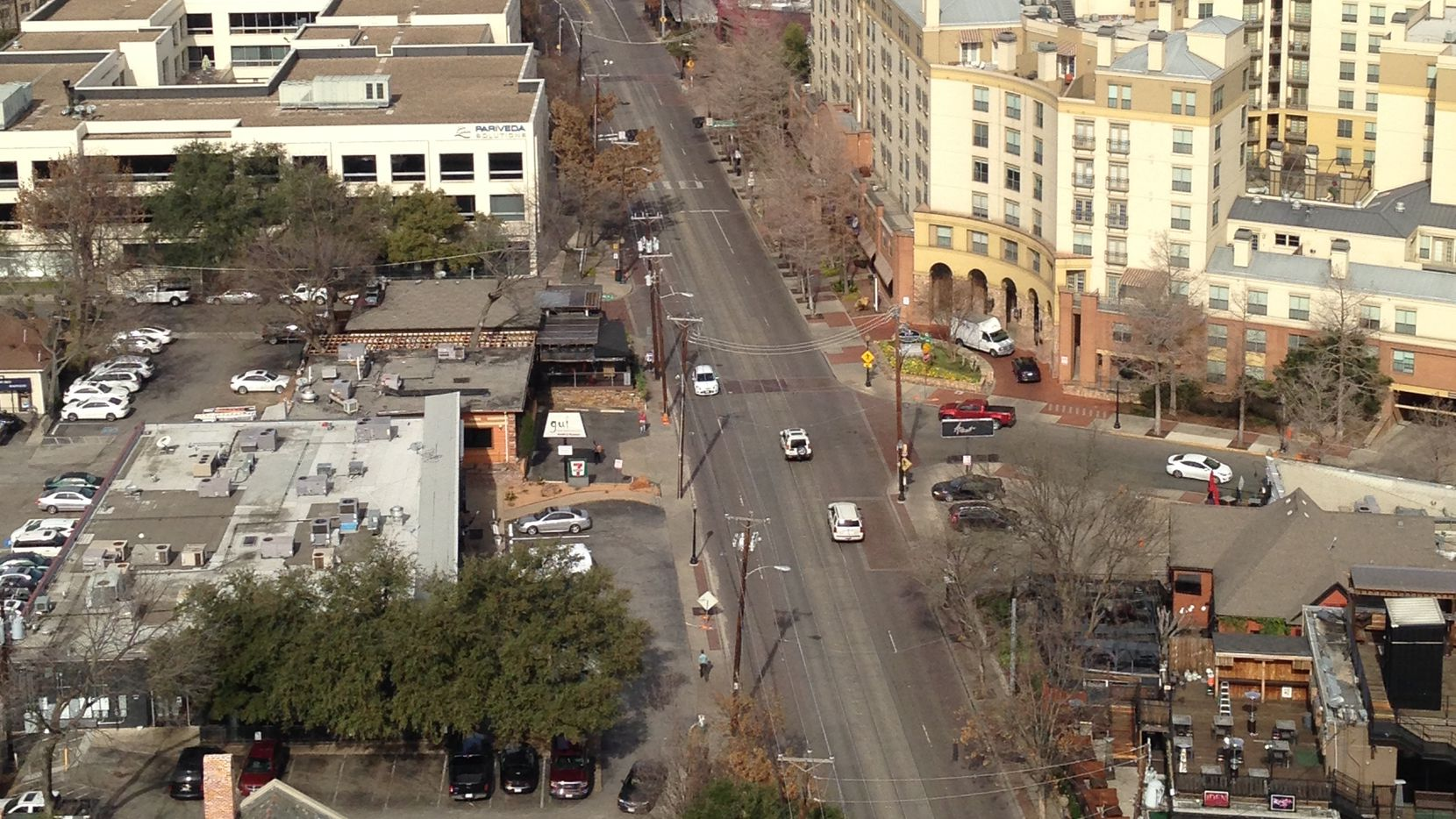 Endeavor Real Estate has purchased a development site at McKinney Avenue and Boll Street in Uptown.