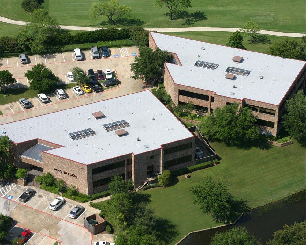 Twinrose Investments bought the two-building Wingren Plaza office complex in Irving.