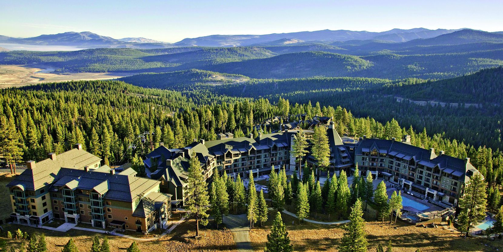 Braemar Hotels & Resorts has 13 resort properties in six states and the U.S. Virgin Islands, including the Ritz-Carlton Lake Tahoe.