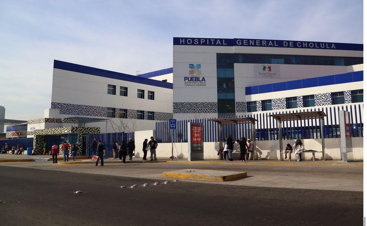 El bebé Lázaro 'N' falleció tras ser enviado a la morgue por trabajadores del IMSS de La Margarita, en Puebla.