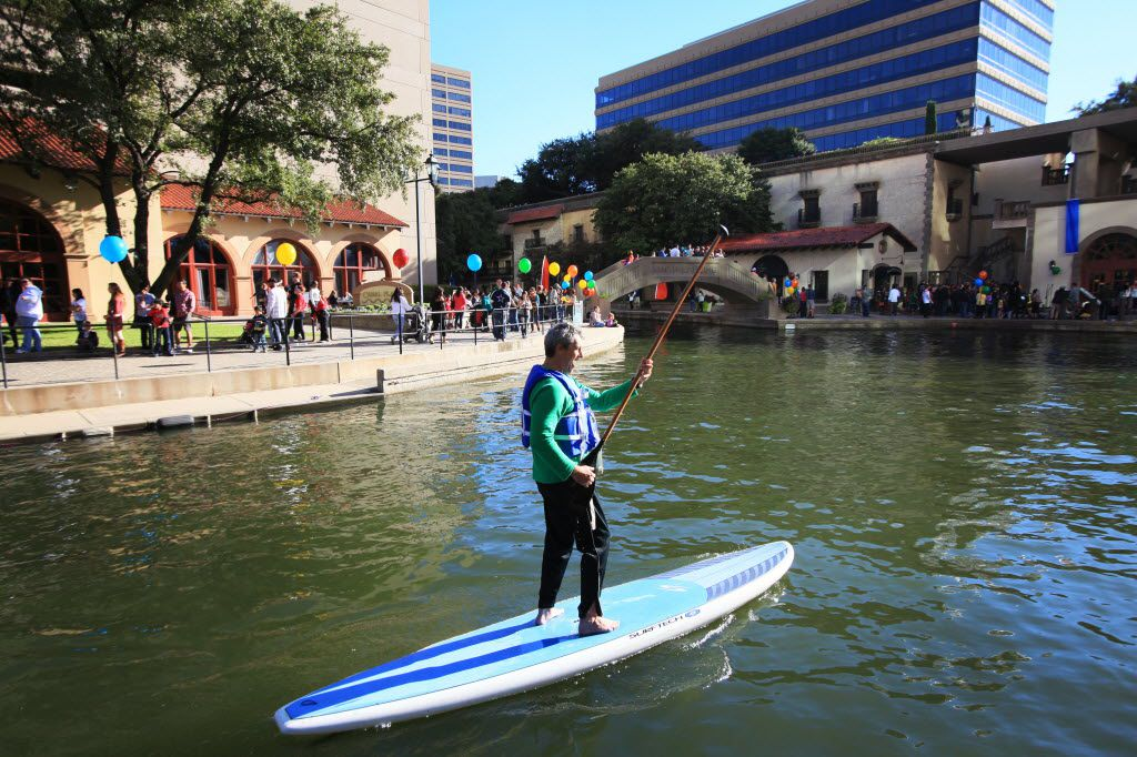 Mandalay Canal provides a backdrop for Canal Fest.
