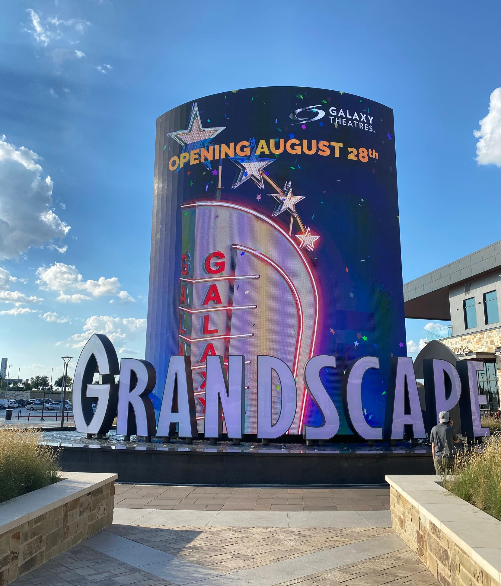 Galaxy Theatres has opened its second Texas location at Grandscape in The Colony.