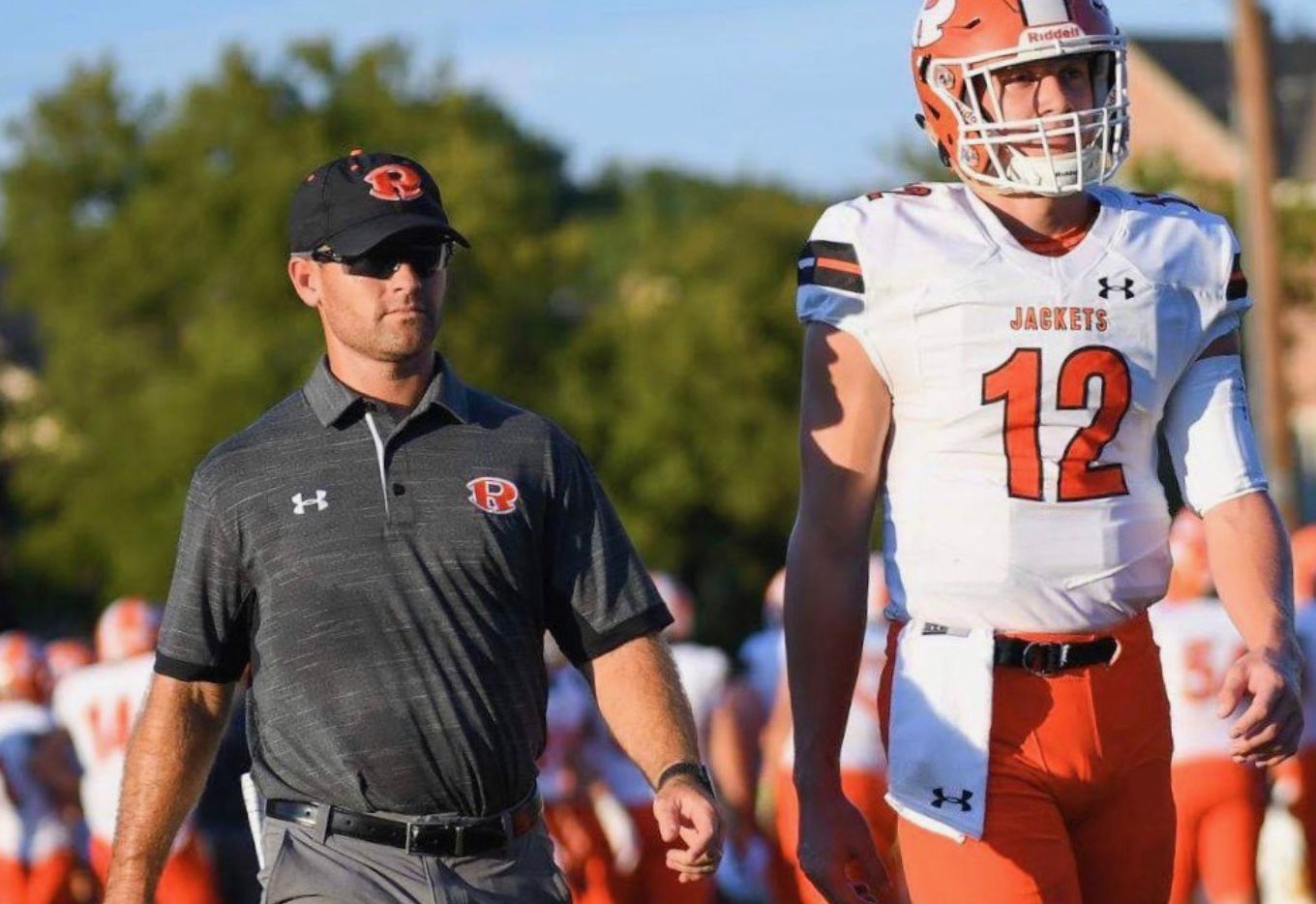 Rockwall promoted Trey Brooks from offensive coordinator to head football coach on Tuesday, April 14, 2020.