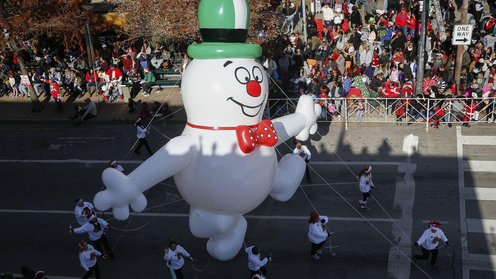 El Dallas Holiday Parade 2020 se transmitirá por televisión el 25 de diciembre.