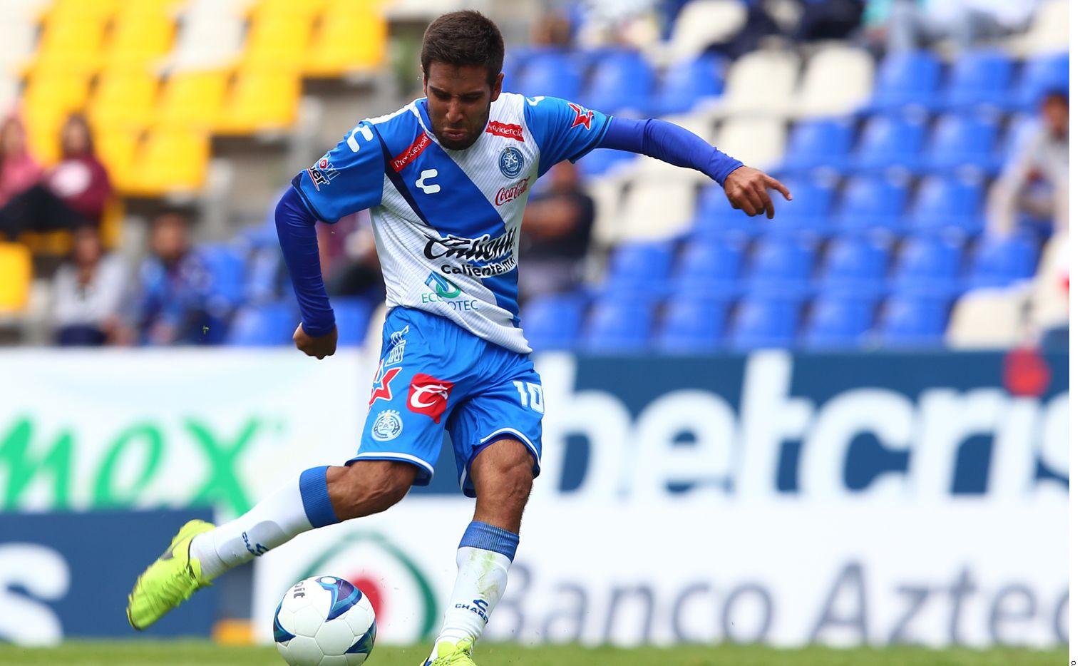 Pablo González se une al mediocampo del Atlas para el nuevo torneo de la Liga MX.