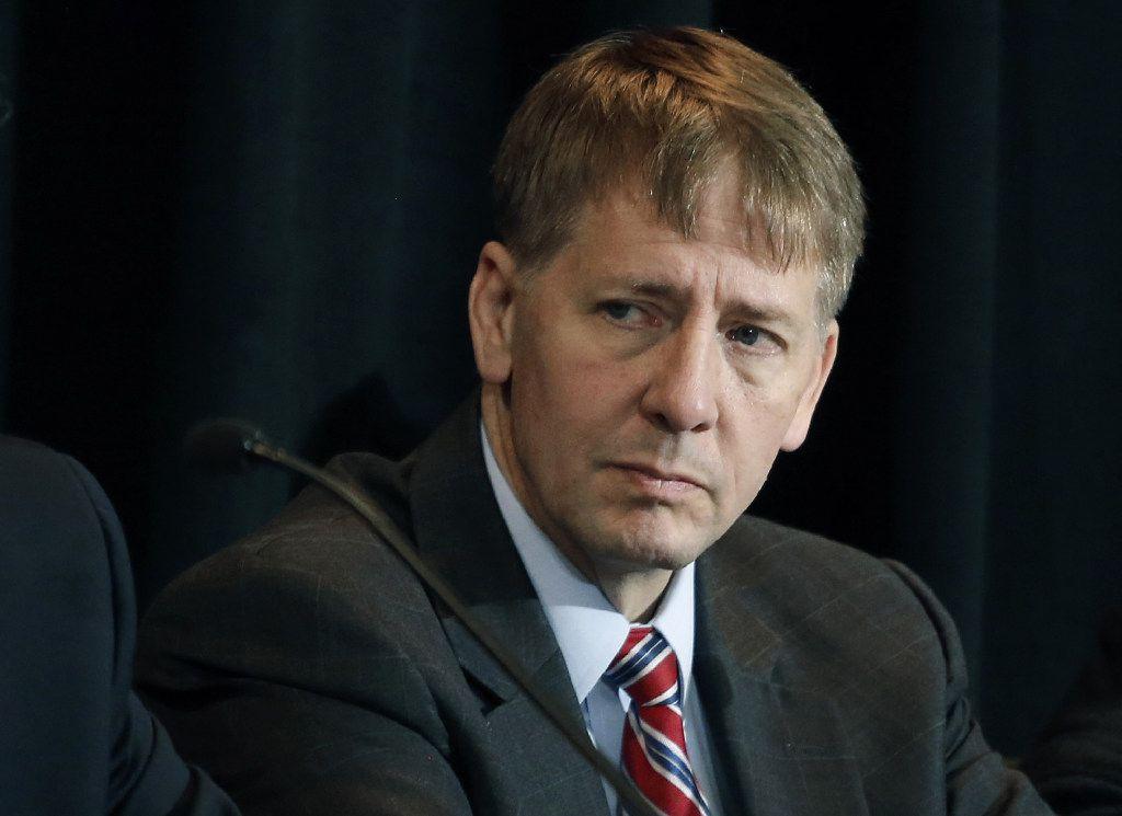 Consumer Financial Protection Bureau Director Richard Cordray. (AP Photo/Brennan Linsley, File)