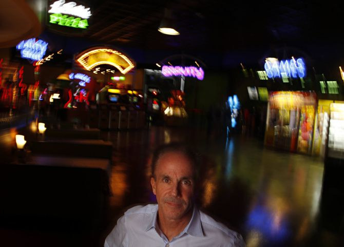 Main Event CEO Charlie Keegan is in an expansion frame of mind for his family-oriented entertainment chain.
