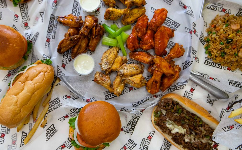 WNB Factory, an Atlanta burger chain, has opened in Irving.
