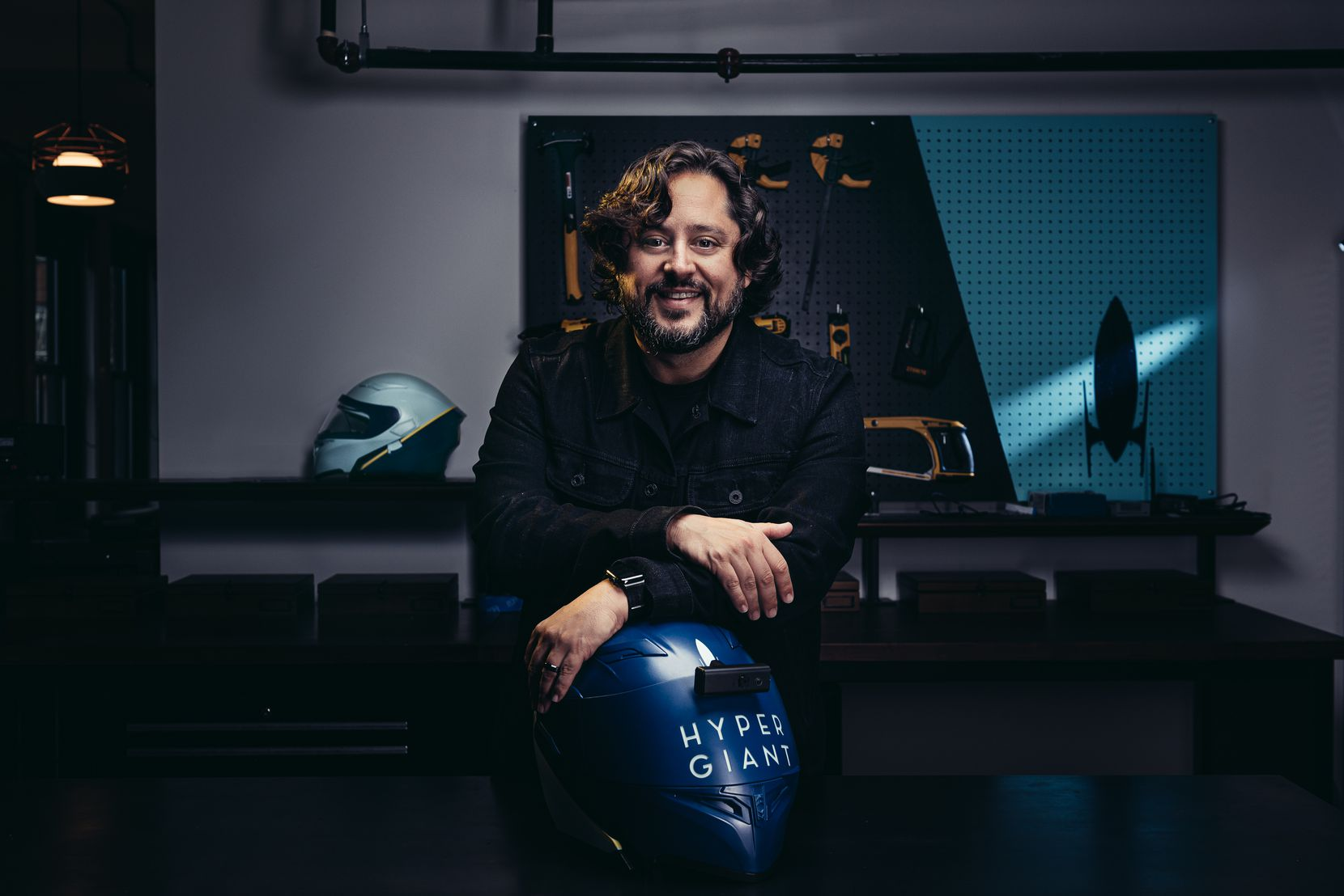 Ben Lamm is the CEO and founder of Hypergiant, a tech company that uses artificial intelligence and emerging technologies to solve problems.