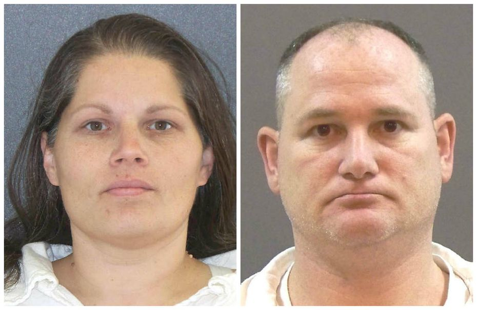 Barbara and Kenneth Atkinson both were sentenced to life in prison.