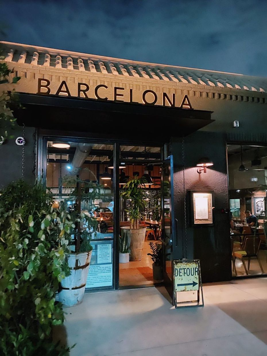 Barcelona Wine Bar is located in a building erected in the 1920s that was originally a tin factory. It is still owned by the same family.