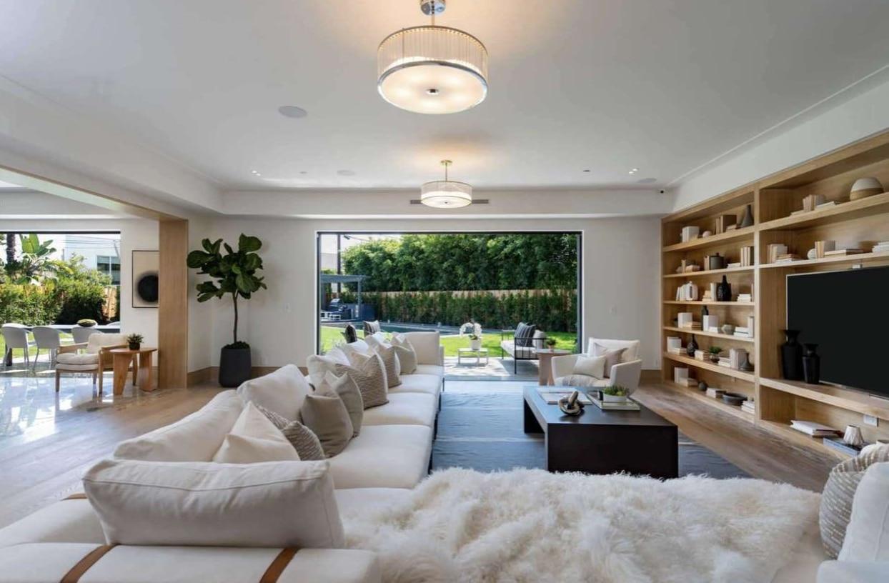 La nueva casa de Javier Hernández en Los Ángeles.