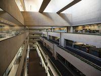 Inside Dallas City Hall (Emil Lippe/Special Contributor)