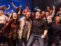 "The North American tour of the Broadway musical ""Come From Away"" was booked for Dallas Summer Musicals from March 10 to March 22, 2020 but was able to have only three performances before the coronavirus intervened."
