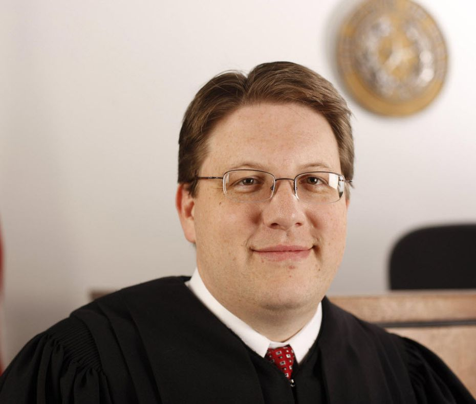 Former Dallas County judge James M. Stanton, from 2010