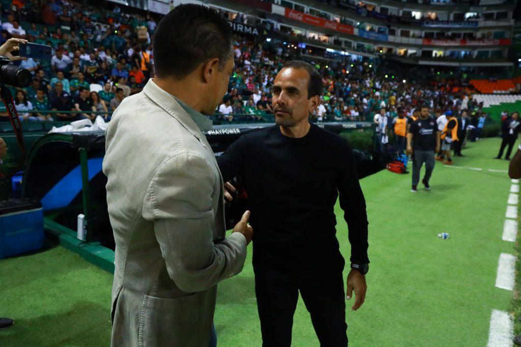 Óscar Pareja habla de la gran diferencia entre las personalidad de los jugadores de Tijuana y del FC Dallas. (Hector Vivas/Getty Images)