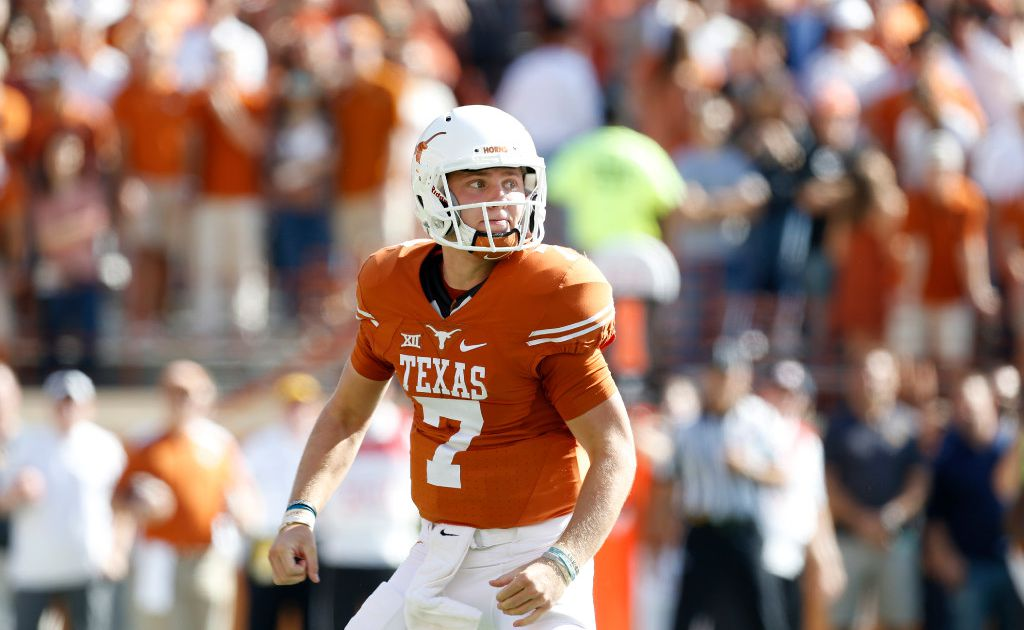 SMU's Sonny Dykes on Texas transfer QB Shane Buechele: 'He's earned everybody's respect'