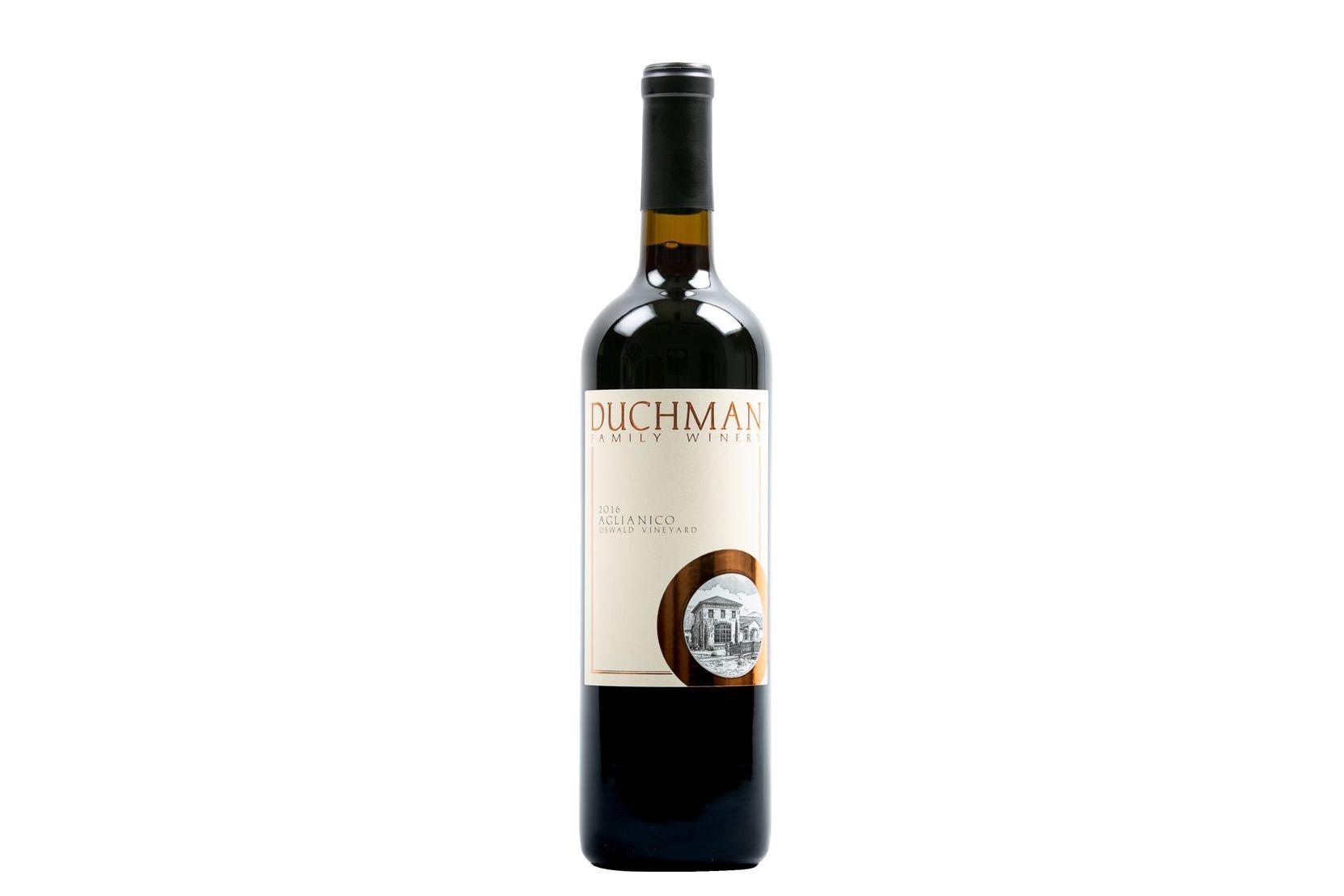 Duchman 2016 Aglianico