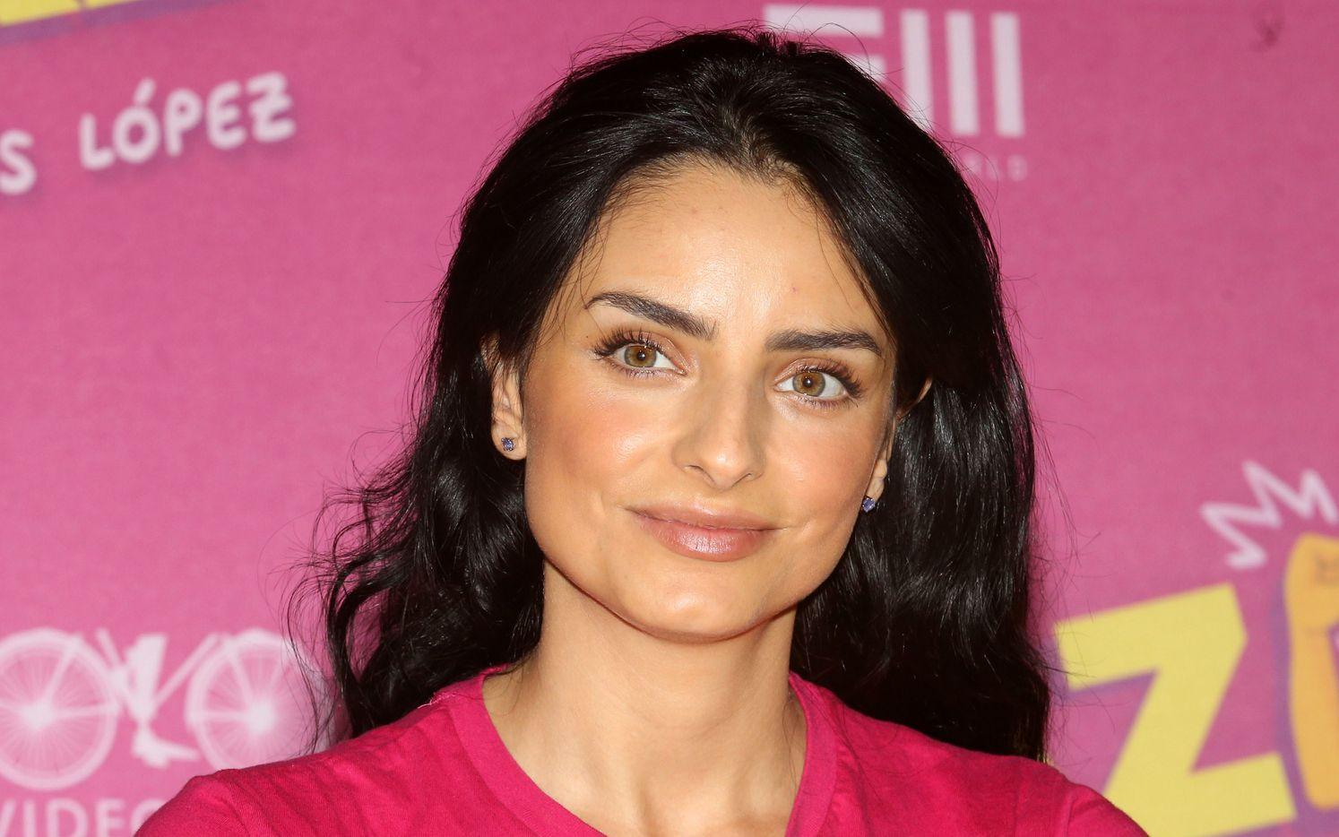 Aislinn Derbez es hija de Gabriela Michel y Eugenio Derbez