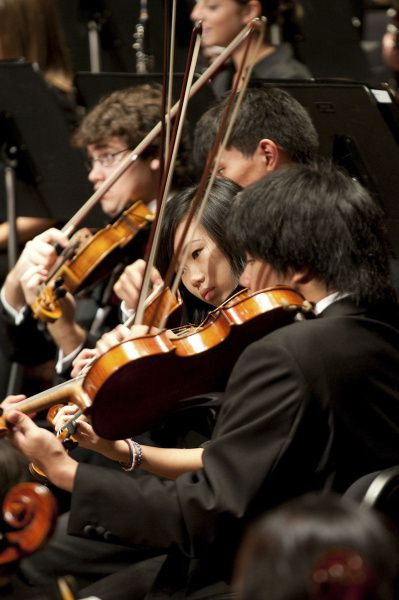 Registration is now open to audition for the Lone Star Youth Orchestra.