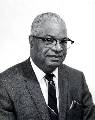 Civil rights activist A. Maceo Smith.