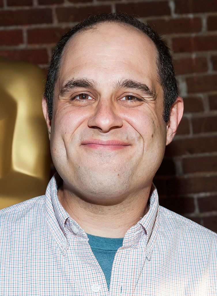 """Writer Craig Mazin attends the AMPAS' Academy Nicholl Fellowships in Screenwriting Program presents the 100th podcast of """"Scriptnotes"""" on July 25, 2013 in Hollywood, California."""