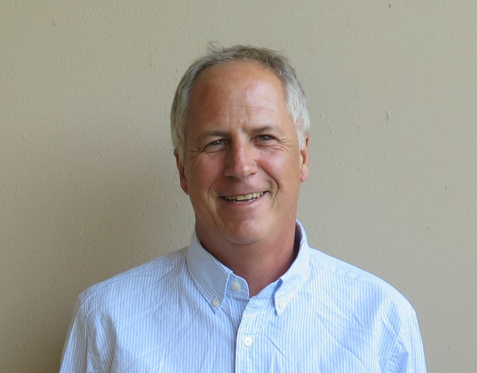 Freelance travel writer Jim Byers