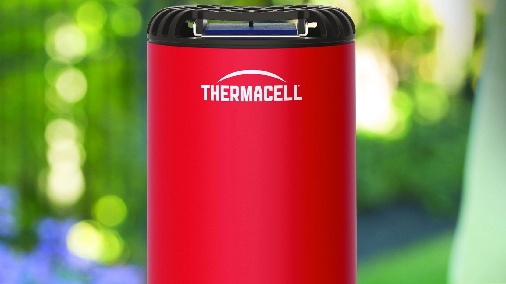 Thermacell helps keep those pesky mosquitoes away the natural way
