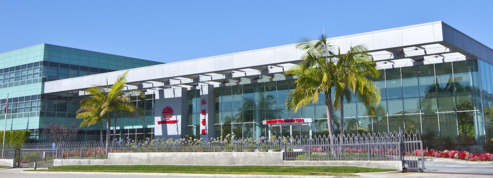 Sunrider International has its headquarters in Torrance, Calif.