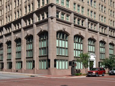 The 714 Main building, which opened in 1921 and was formerly the Continental Life Insurance Building, will house a 232-room boutique hotel.