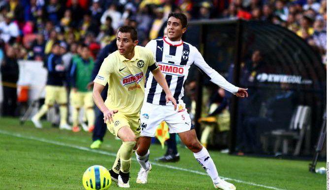 El América goleó 5-2 al Monterrey en un amistoso jugado en Houston, previo al torneo Clausura.(AGENCIA REFORMA)