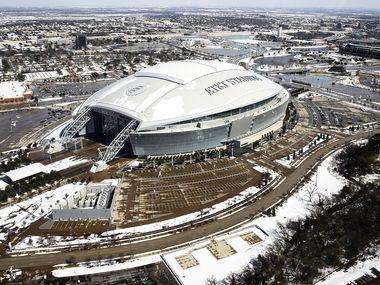 El AT&T Stadium de Arlington podría volver a ser considerado como sede de un futuro Super Bowl.