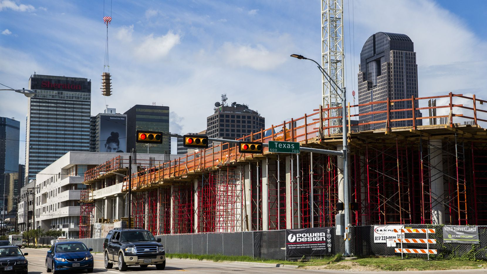 D-FW is one of the country's top commercial building markets.