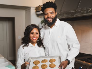 Cookie Society of Frisco is owned by Marissa and Jeff Allen.