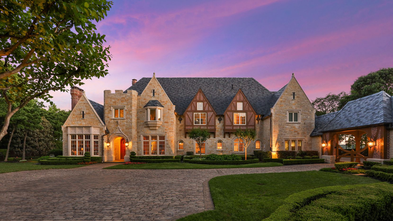 Take a look at the home at 1800 Point de Vue Drive in Flower Mound.