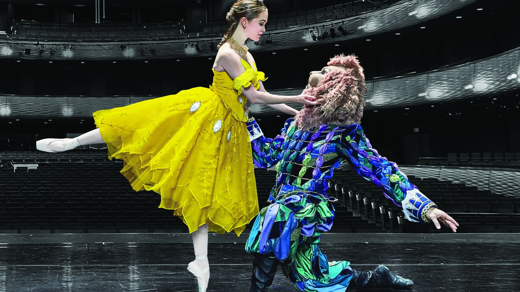 """Texas Ballet Theater's fall production of Lew Christensen's """"Beauty and the Beast"""" has been postponed until the end of the season."""
