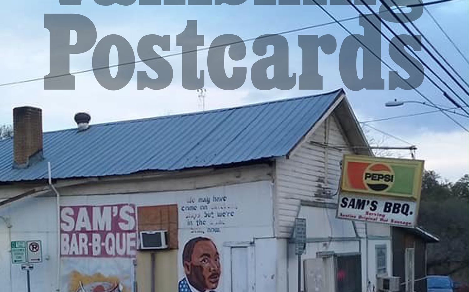'Vanishing Postcards' is a new travel podcast about Texas from actor Evan Stern.
