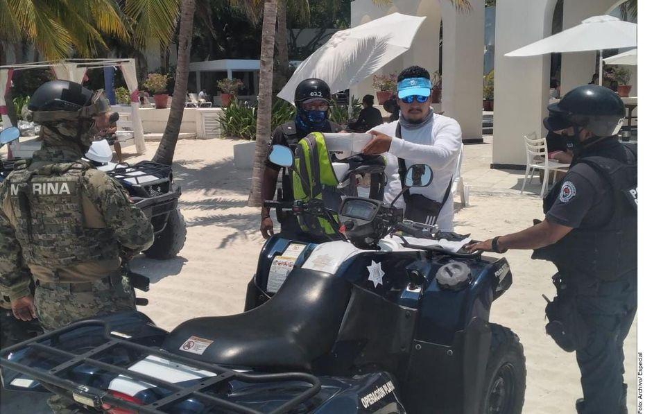 A la luz del día y en plenas zonas hoteleras, durante las últimas semanas han asesinadas seis personas en tres diferentes ataques en playas de Tulum y Benito Juárez (Cancún), en el corredor ubicado al norte de Quintana Roo.