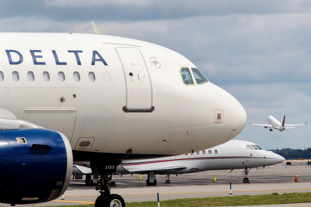 Delta's first Airbus SE A320s will get the modified seats starting this weekend.