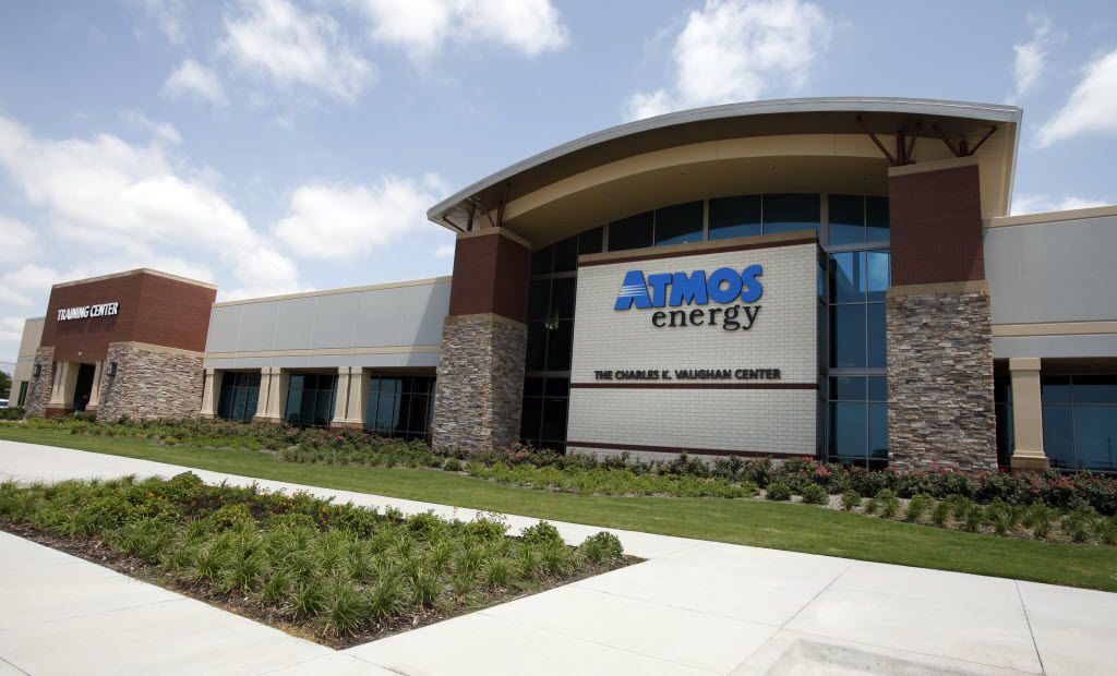Atmos Energy's recent donation to GISD's Education Foundation will fund an annual scholarship.