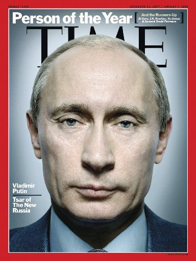 Vladimir Putin remains president of Russia, nearly 10 years after TIME Magazine named him 2007 Person of the Year.