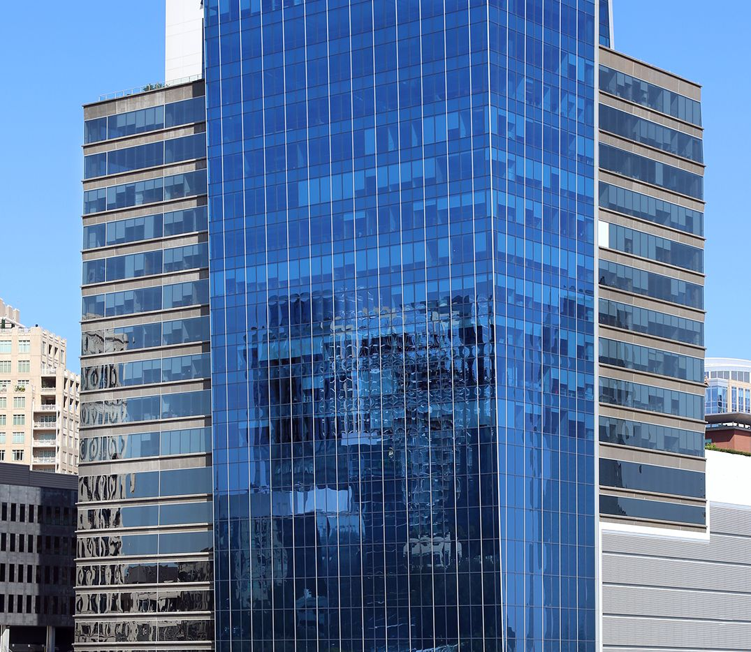 Northern Trust has been in the Saint Ann Court tower for more than five years.