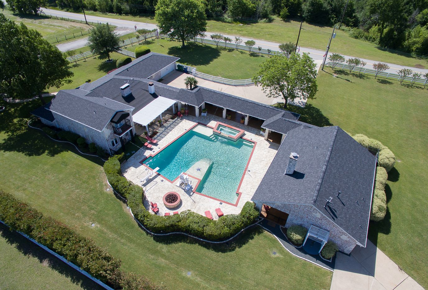 Briggs Freeman Sotheby's International has listed the one-of-a-kind car collectors estate in Murphy.