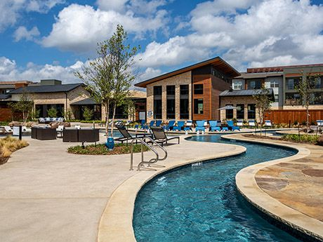 The Waters Edge at Mansfield apartments in Grand Prairie were  purchased by California-based Buchanan Street Partners.