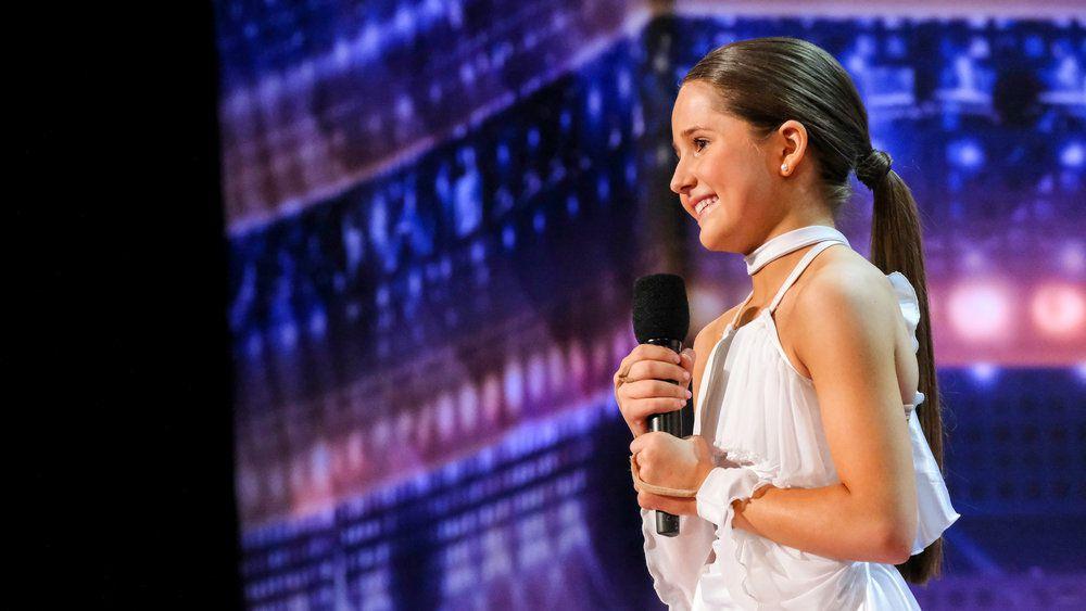 "Dancer Breez Carver, 13, of Lantana impressed the judges in her first appearance on ""America's Got Talent."""