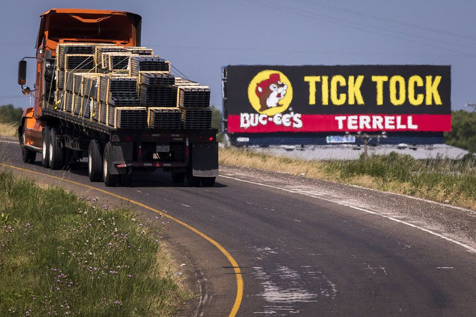 Buc-ee's has grown to 33 locations, including one in Terrell and its most recent store in Katy. (Smiley N. Pool/The Dallas Morning News)