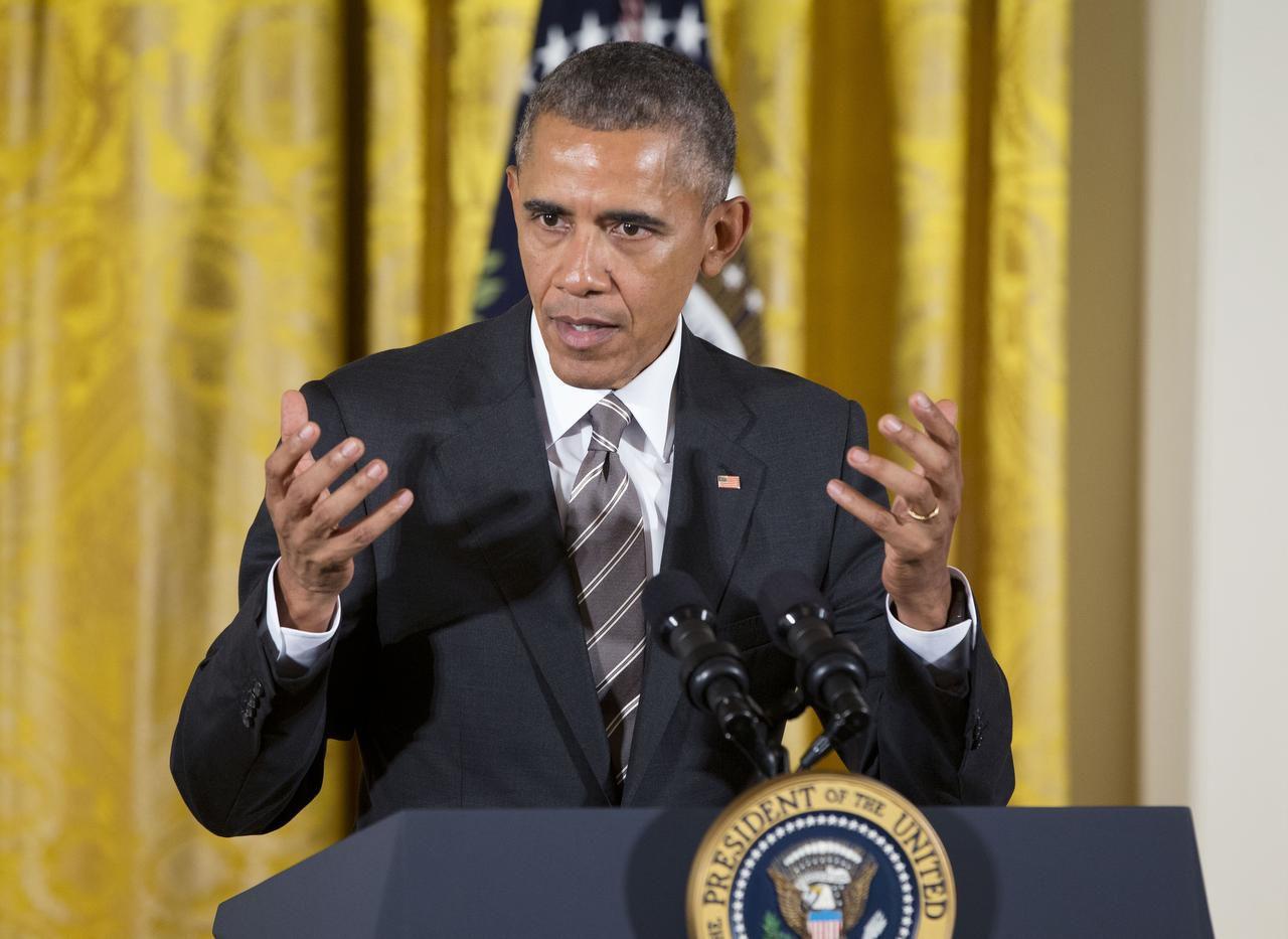 El presidente Barack Obama se disculpó por ataque a una clínica de Médicos Sin Fronteras en Afganistán. (AP/PABLO MARTÍNEZ MONSIVAIS)