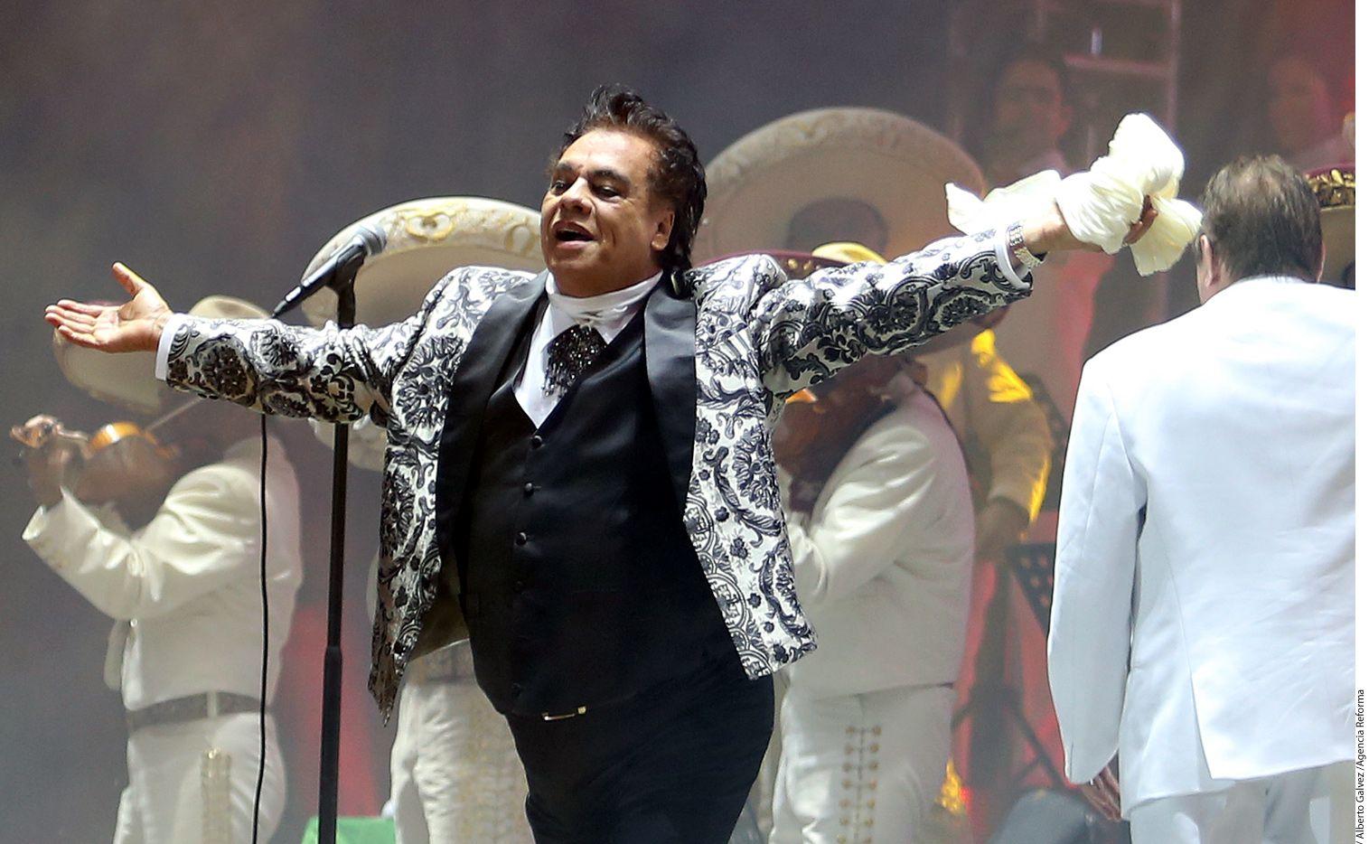 Los boletos VIP para el concierto tributo a Juan Gabriel llegan a costar hasta 15 mil pesos./ AGENCIA REFORMA