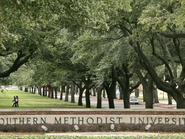 Southern Methodist University will not require ACT or SAT scores next year as students deal with the coronavirus outbreak.