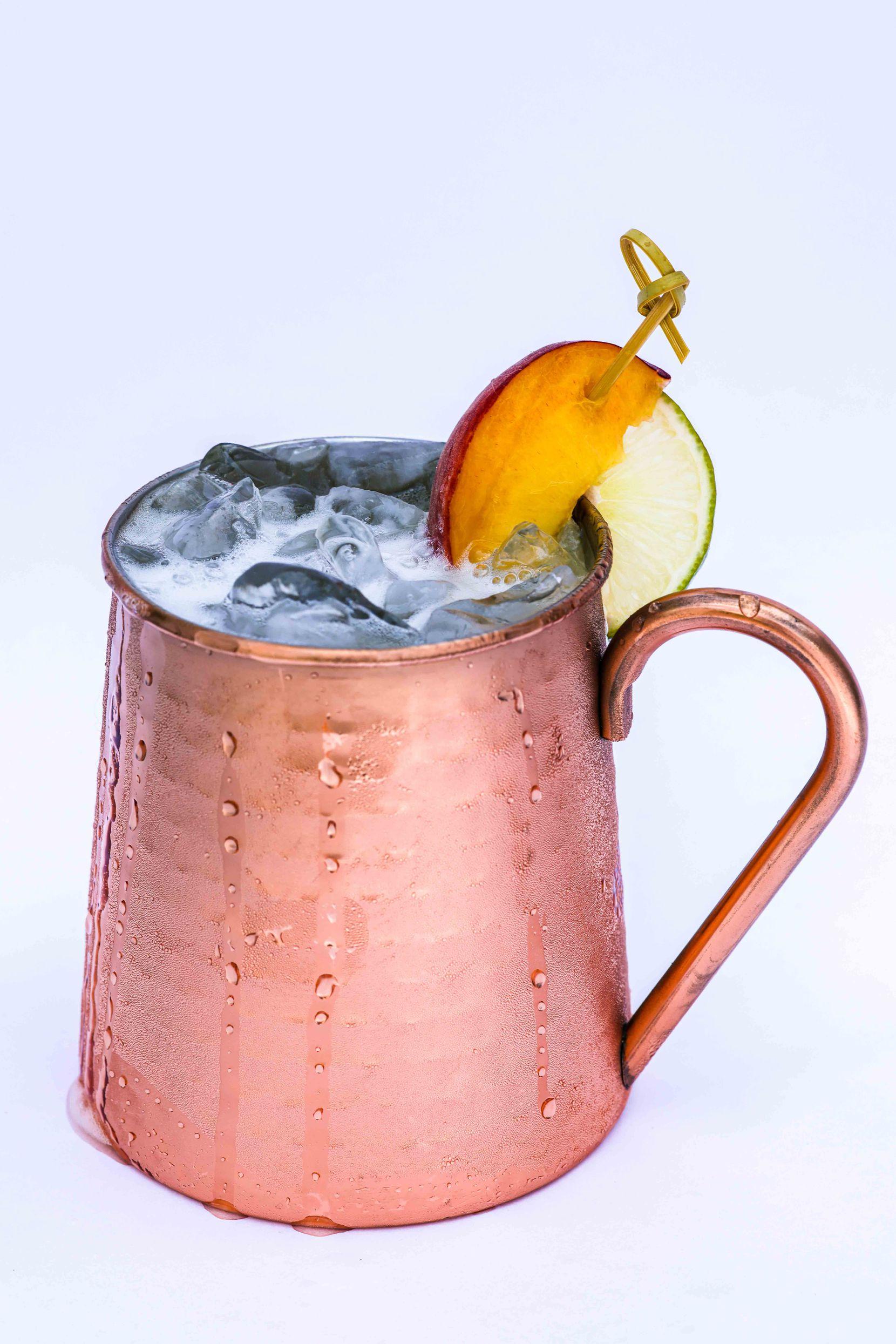 The Georgia Peach Mule